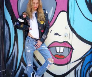 stella maxwell, cool, and girl image