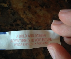 chinese, fortune teller, and cookie image