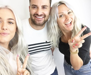 one direction, louis tomlinson, and lottie tomlinson image