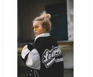 fashion, skinny girl, and angelica blick image