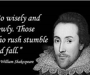 quote and shakespeare image