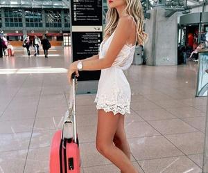 travel, fashion, and style image