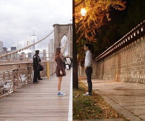 couple, love, and distance image