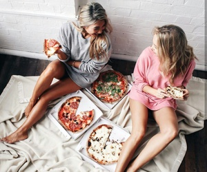 food, friendship, and fun image