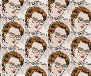 stranger things, background, and barb image