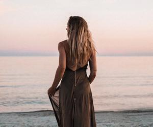 dress, lisa olsson, and beach image