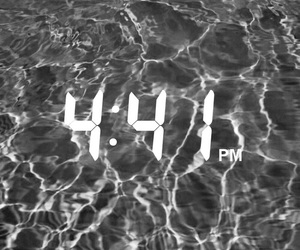aesthetic, water, and time image