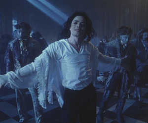 ghosts and michael jackson image
