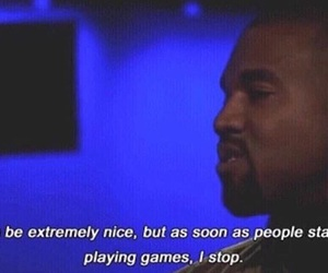 kanye west and quote image