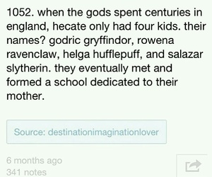 books, hogwarts, and hecate image