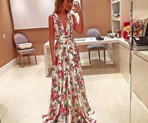 dress and long dress image