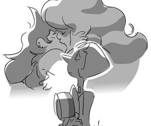 Greg and steven universe image