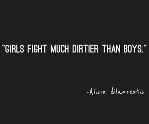 girl, quotes, and pll image