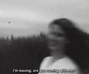 lana del rey, grunge, and quote image