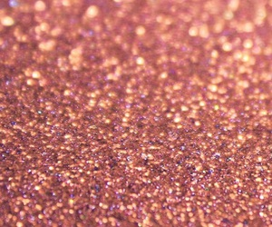 wallpaper, glitter, and rose gold image