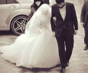 islam, wedding, and muslim image