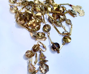 bronze, fashion, and jewelry image