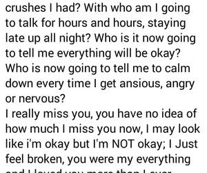 alone, broken, and broken heart image