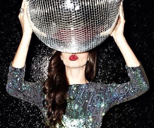disco, party, and dress image