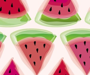 background, wallpapers, and watermelon image