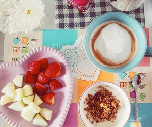 breakfast, cofee, and coffee image