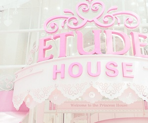 pink, etude house, and aesthetic image