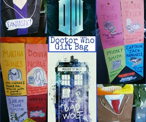 bad wolf, birthday, and doctor who image