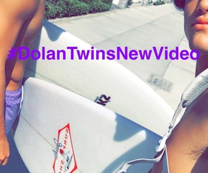 twins and dolan image