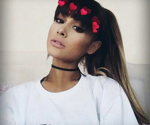 icon, ariana grande, and twitter image