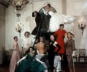 fashion, vintage, and dior image