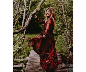 beautiful, dress, and Elle image