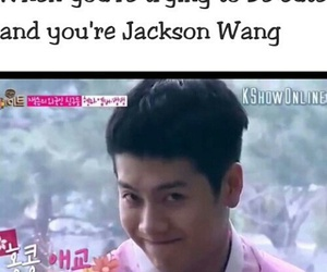 jackson, cute, and got7 image