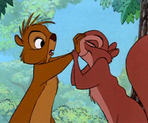 disney, squirrels, and ♥ image
