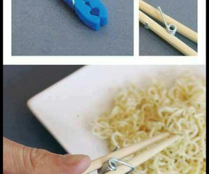 diy, food, and noodles image