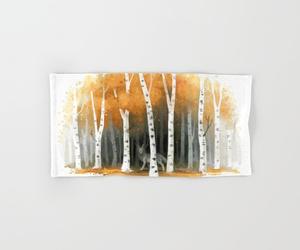 art, home, and beach towel image