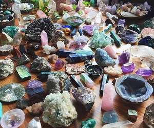 collection, crystals, and Dream image