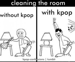 kpop and funny image