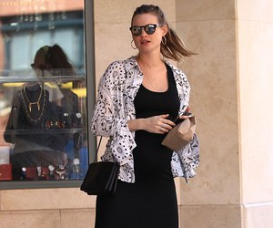 behati, pregnant, and dailymail image