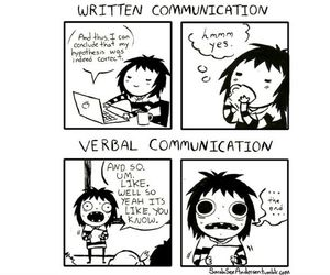 communication and funny image