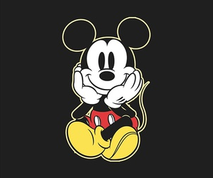 mickey mouse and wallpaper image