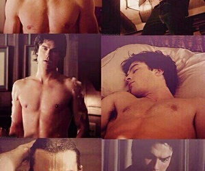 sexy, Hot, and damon image