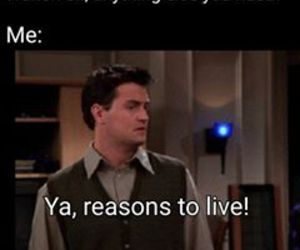 arabic, chandler, and crazy image