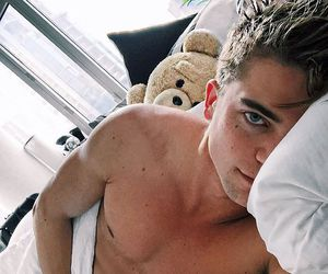 sexy man and river viiperi image