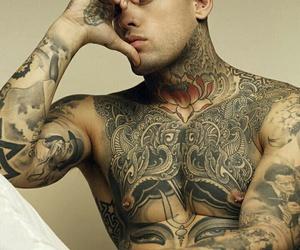 stephen james and tattoo image