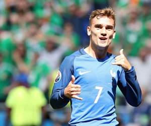antoine griezmann and euro 2016 image