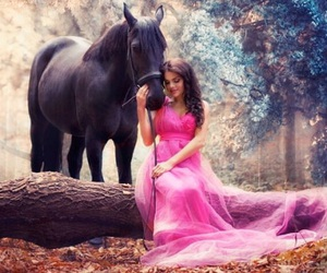 beauty, photography, and pink image