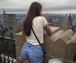 girl, ny, and new york image