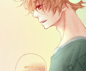 boy, manga, and monochrome image