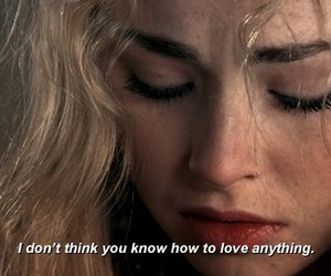 love, skins, and quotes image