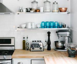 decor, kitchen, and Scandinavian image